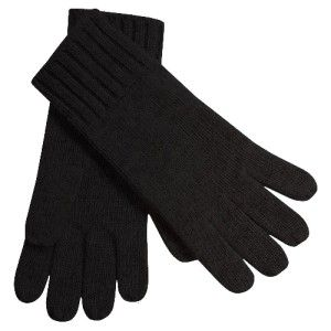 Mens Merino Wool Gloves Auclair Variety of Sizes Color Black MSRP $35