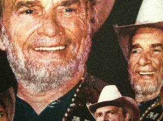 2000 Merle Haggard T Shirt Country Musics Living Legend S