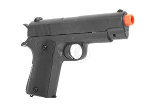 Metal Heavyweight M1911 Spring Airsoft Gun Pistol 3 4 Replica