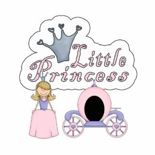 Little Fairy Tale Princess Cut Outs