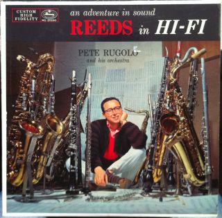 in Hi Fi LP VG MG 20260 Vinyl 1st Press 1956 DG Mono Black