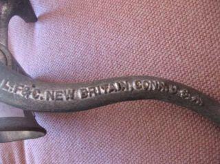Antique Universal 1 Cast Iron Metal Meat Grinder