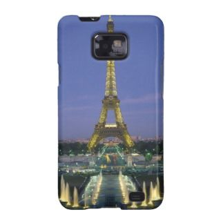 Eiffel Tower, Paris, France 2 Samsung Galaxy S Case