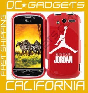 Michael Jordan Air Red Cover Case myTouch 4G Unlocked