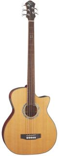 New Michael Kelly MKCC5N Club Custom 5 String Acoustic Bass Guitar