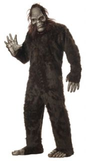 Big Foot Monster Mens Adult Halloween Costume