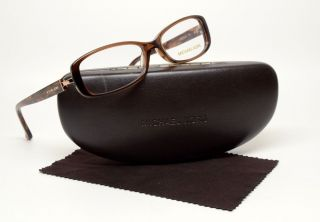 Michael Kors 219 203 Brown 51 Authentic Eyeglasses