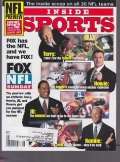 Sports Magazine NFL Dallas Cowboys Packers NFL Football Jordan