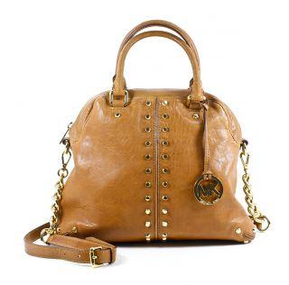Michael Kors Uptown Astor Large Satchel Handbag Tote Luggage New