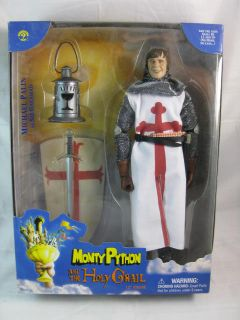 Monty Python Holy Grail 12 Michael Palin Sir Galahad Figure Doll