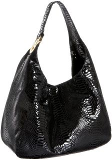 Michael Kors Fulton Large Croc Embossed Shoulder Bag 30S01FTL3G Large