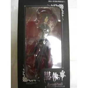 Butler Kuroshitsuji Sebastian Michaelis PVC Figure Square Enix