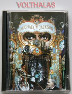 Very RARE Michael Jackson Dangerous Music MiniDisc Minidisk Sony Mini