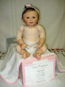 Lee Middleton Doll Baby Cassidy Artist Studio Collection 2 Outfits