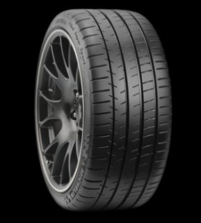 One 1 245 40ZR19 Michelin Pilot Super Sport XL Used Tire