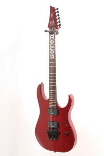 Ibanez MTM1 Mick Thomson Signature Series Electric Guitar Blood Red