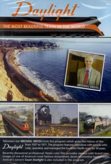 """The Most Beautiful Train in the World."""" hosted by Michael Gross"""
