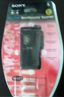 Sony M 427 Pressman Micro Cassette Recorder Voice Recorder