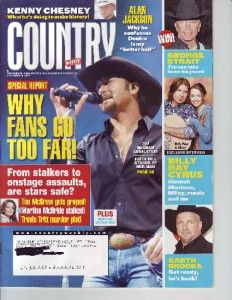 Tim McGraw Garth Brooks Billy Ray More Country Mag