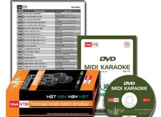 Karaoke Machine Karaoke Player Vitek VK350 Dau Karaoke VI Tinh Vitek
