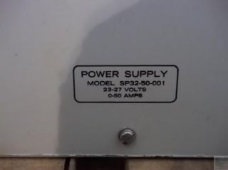 Raytheon Microwave Power Generator and Filter Unit with Power Supply