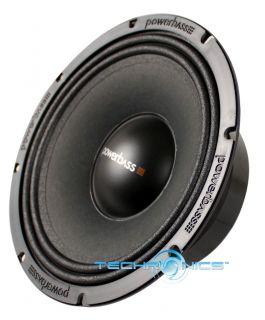 Xpro 8 8 400W Car Audio Mid Range Driver Sub Woofer Speaker