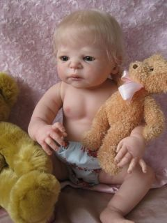 MOUNTAIN~reborn baby girl~VICTORIA~Sheila Michael~anatomically correct