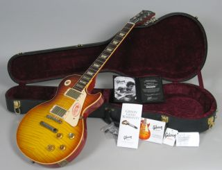 Gibson Mike Bloomfield Signature Les Paul Vos 59 Reissue Custom Shop