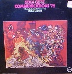 Stan Getz LP Communications72 Arranged Michel Legrand