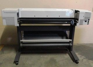 HP DesignJet 500ps Large Format Inkjet Printer 1200 x 600 dpi Parallel
