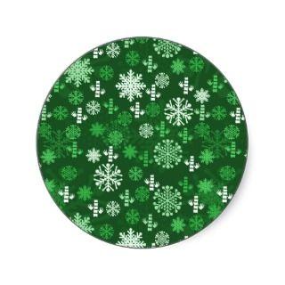 Chiropractic Christmas Stickers