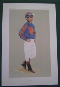 Mike Smith Horse Racing Jockey Print Keeneland Race Course Lexington