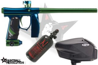 Invert Mini Paintball Gun Marker Package Limited Edition Poison
