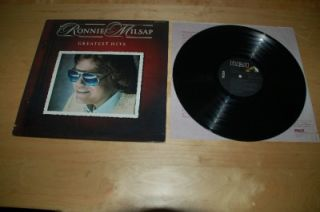Ronnie Milsap Greatest Hits Near Mint Vinyl Record Orig Lyric Inner