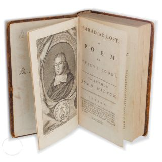 Paradise Lost, A Poem in Twelve Books [And] Paradise Regaind a Poem in