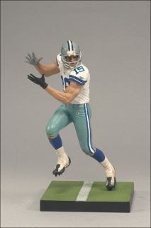 miles austin white jersey action figure debut tony romo white jersey