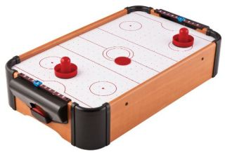 NEW Mini Table Top Air Powered Hockey Game Kids/Children Toy A Super