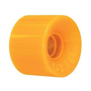 Santa Cruz OJ3 Hot Juice Mini 55mm Skateboard Wheels Orange