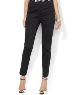 Lauren Ralph Lauren Pants, Slim Cropped   Womens