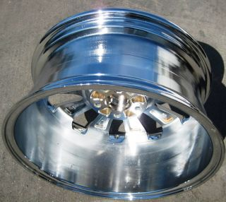 SILVER  4 NEW 18 FACTORY HONDA ACCORD CHROME WHEELS RIMS 2008 12