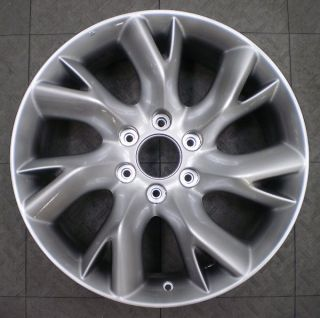 20217 Infiniti QX56 20 Factory OE Alloy Wheel Rim