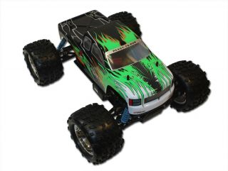 Brushless Redcat AVALANCHE XTE RC 4x4 Truck, 2.4ghz Remote Control