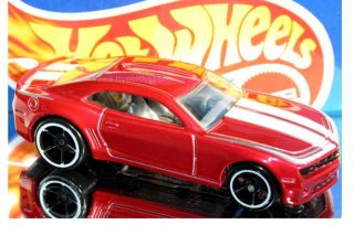 Hot Wheels 2010 series die cast vehicle. This item is mint out of