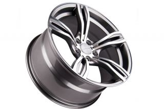 328 335 3 Series Avant Garde M355 Concave Staggered Wheels Rims