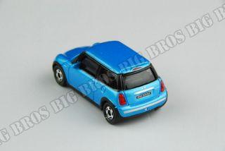 Tomy Tomica 43 BMW Mini Cooper Diecast Model Car Toy