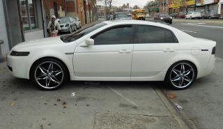 RVM 824 20 Chrome Rims Wheels 2008 Up Cadillac Cts