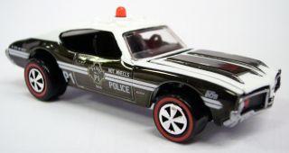 Hot Wheels RLC Olds 442 Police Cruiser