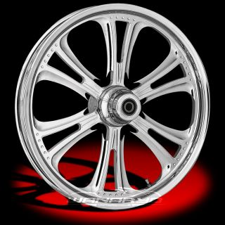 Components Czar Chrome Wheels Package for 2007 13 Harley V Rod
