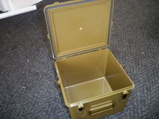 First Aid Box Medical Storage Box New Genuine Military Surplus
