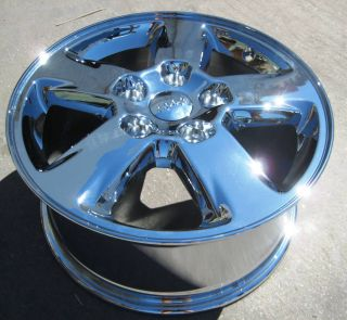 2011 12 17 Factory Jeep Grand Cherokee Chrome Wheels Rims